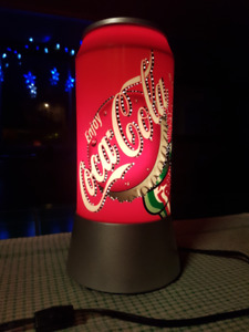 Coca Cola Light Collectible - Works Great