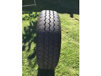 Tyre (suitable for caravan or trailer)