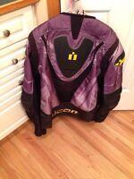 Icon motorcycle jacket XL