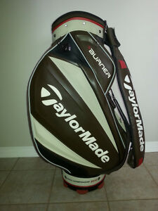 TaylorMade Golf Open Championship Staff Bag 2010 British Open.