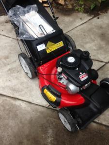 "brand new powermore Lawnmower 21"" self propelled"