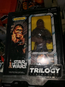 "Star wars 12"" figures!"