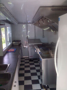 Food Truck for Sale - Buy and Be Ready for Summer! Kingston Kingston Area image 4
