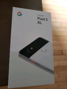 Google Pixel 2 XL in the box to sell or trade !