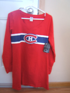 """NEW"" WOMEN'S MONTREAL CANADIAN TOP"