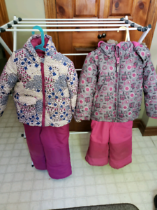 GIRLS Snow suits