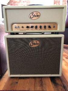 "Suhr Badger 30 (w/1 x 12"" cab loaded with WGS Veteran 30)"