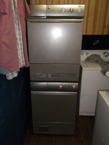Stackable <<< WASHER & DRYER >>>