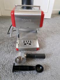 Cooks professional D7500 coffee espresso machine