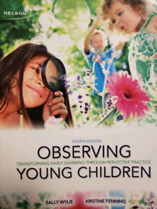 ECE Observing Young Children Fourth Edition