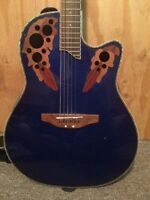 Ovation Electric Acoustic Guitar