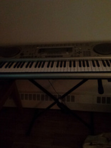 keyboard and stand for sell