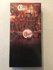 "Chicago ""GROUP PORTRAIT"" 4-CD Box Set (1991)(Mint)"