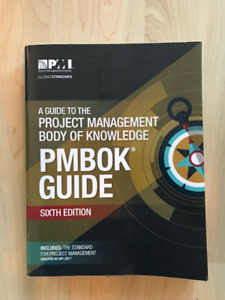 PMBOK 6TH EDITION-PMP EXAM PREP (MINT CONDITION!!)
