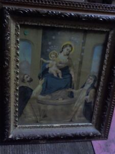 Ave Maria Picture/HEARTBEAT Thrift Store/BayView Mall Belleville Belleville Area image 1