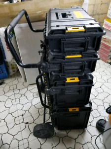 Dewalt Tough Tool storage system