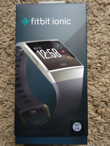 Fitbit Ionic - fitbit Exercise GPS Heart Rate Smartwatch Watch