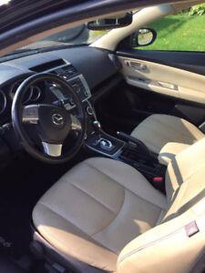 2009 Mazda Mazda6 GT Sedan