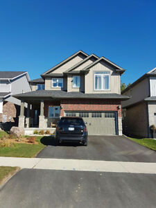 Execuive Home backing onto Greenspace