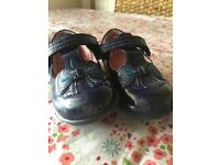 Start rite girls shoes size 6f