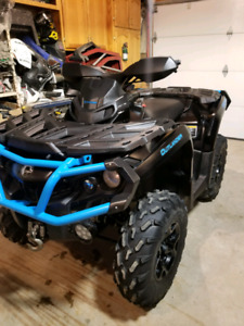 2016 can am outlander 850