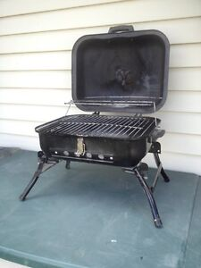Table top backyard camping portable charcoal BBQ