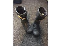 Alpinestar super tech boots