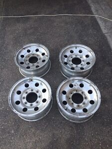 """8x170 stock ford 16"""" rims"""