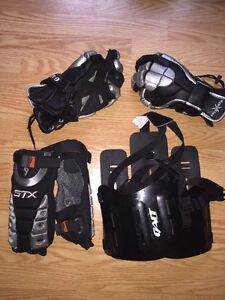 Lacrosse equipment - various