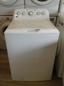 """27"""" GE WASHER TOP LOAD WHITE"""