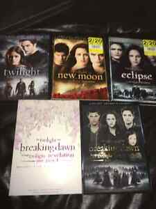 Twilight - Complete Collection