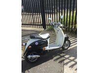 Baotian 49cc scooter qt-11