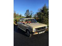 1981 Austin Morris maxi 2 (low miles)