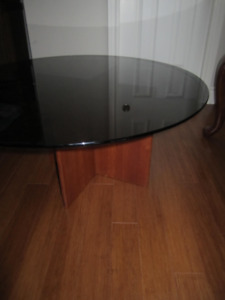 circle (round) coffee table
