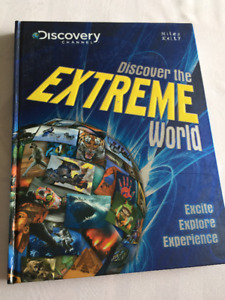 "Discovery Channel ""Discover the Extreme World"" 8 yrs up"