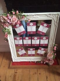 Wedding Table plan frames for sale