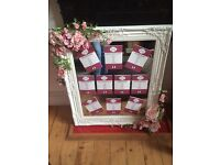 Wedding Table plan frames for sale