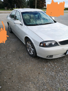 2006 Lincoln LS leather, loaded