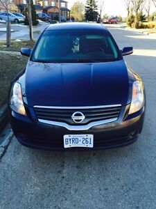 2009 Nissan Altima 2.5 S certified/e-tested
