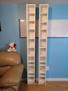 Ikea tall shelves