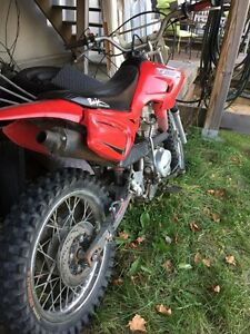 Baja 125 ** price reduction** Peterborough Peterborough Area image 1