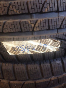 Excellent Condition Winter Tires 225/40/18