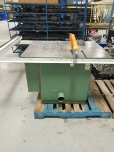 GENERAL TABLE SAW,TILTING BLADE