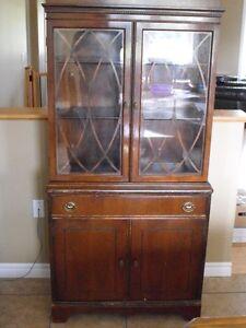 Antique Hutch Duncan Phyffe