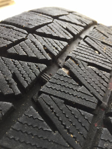 Blizzak winter tires