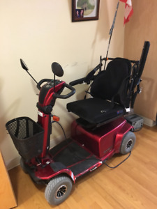 Electric Scooter $650