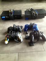 Sony Playstation 2! 51 games, 4controllers, 2 consoles