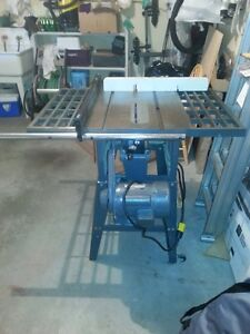 Shop craft table saw