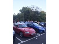Mazda mx5 S offers??