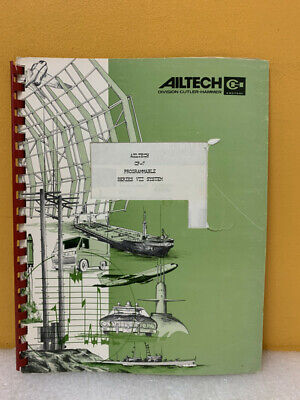 Ailtech Cp-7 Programmable Series Vii System Manual